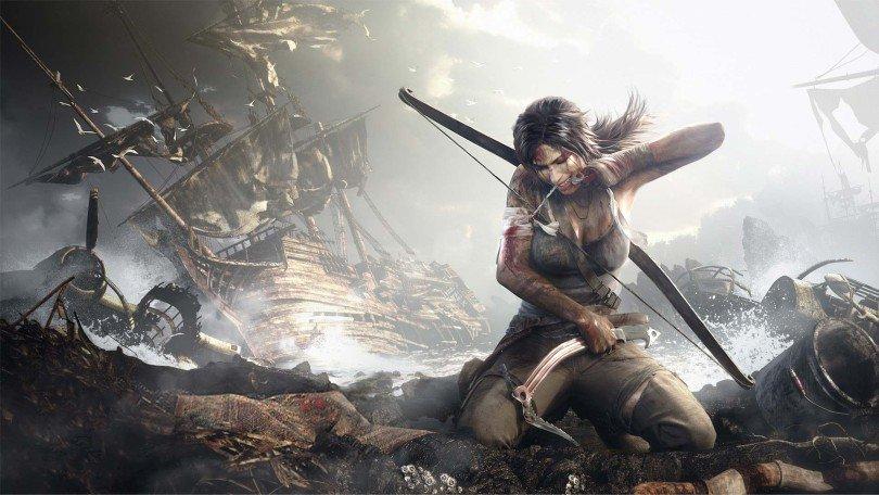 Tomb Raider na E3 2012
