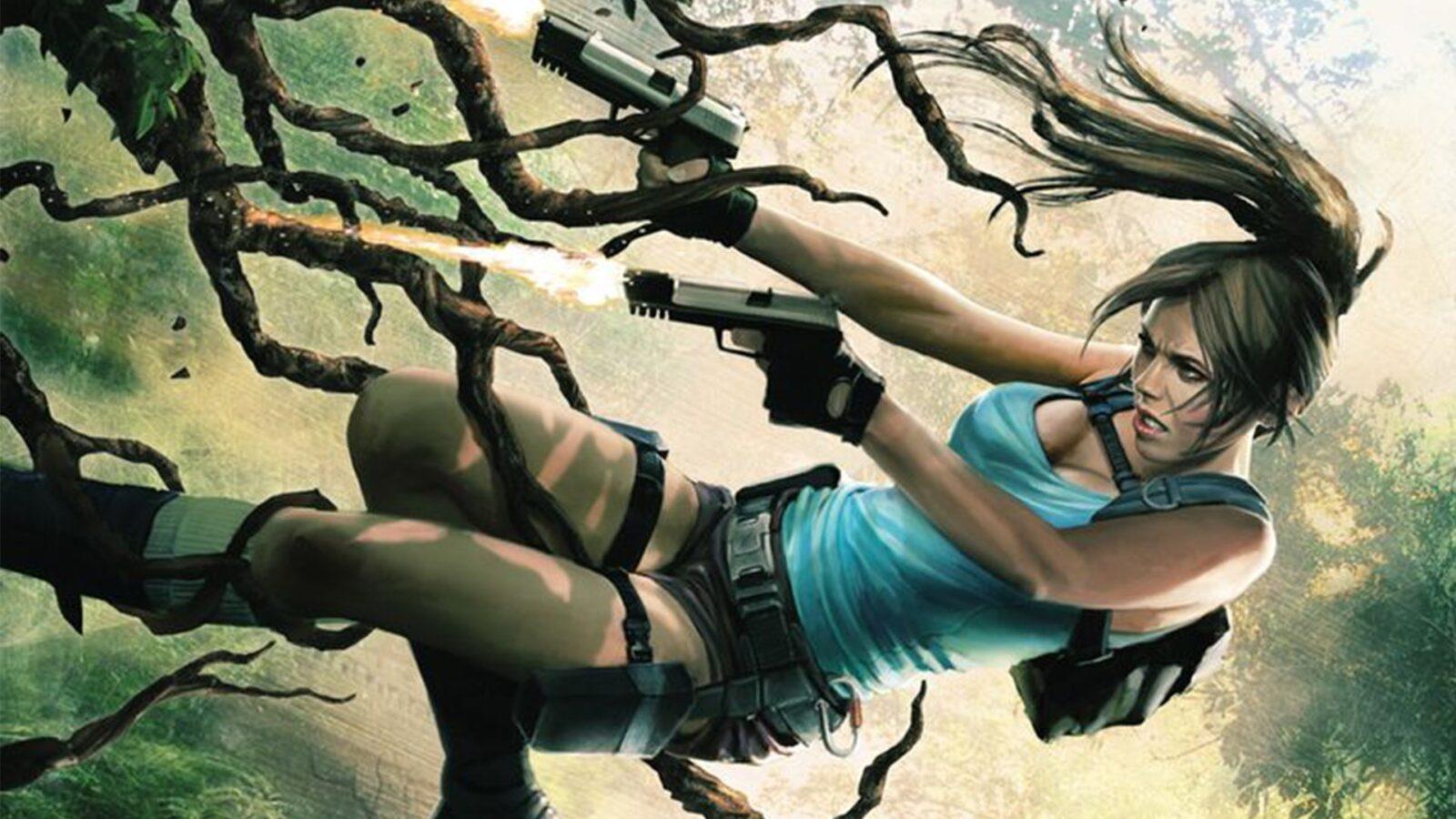 Lara croft horse nackt movies