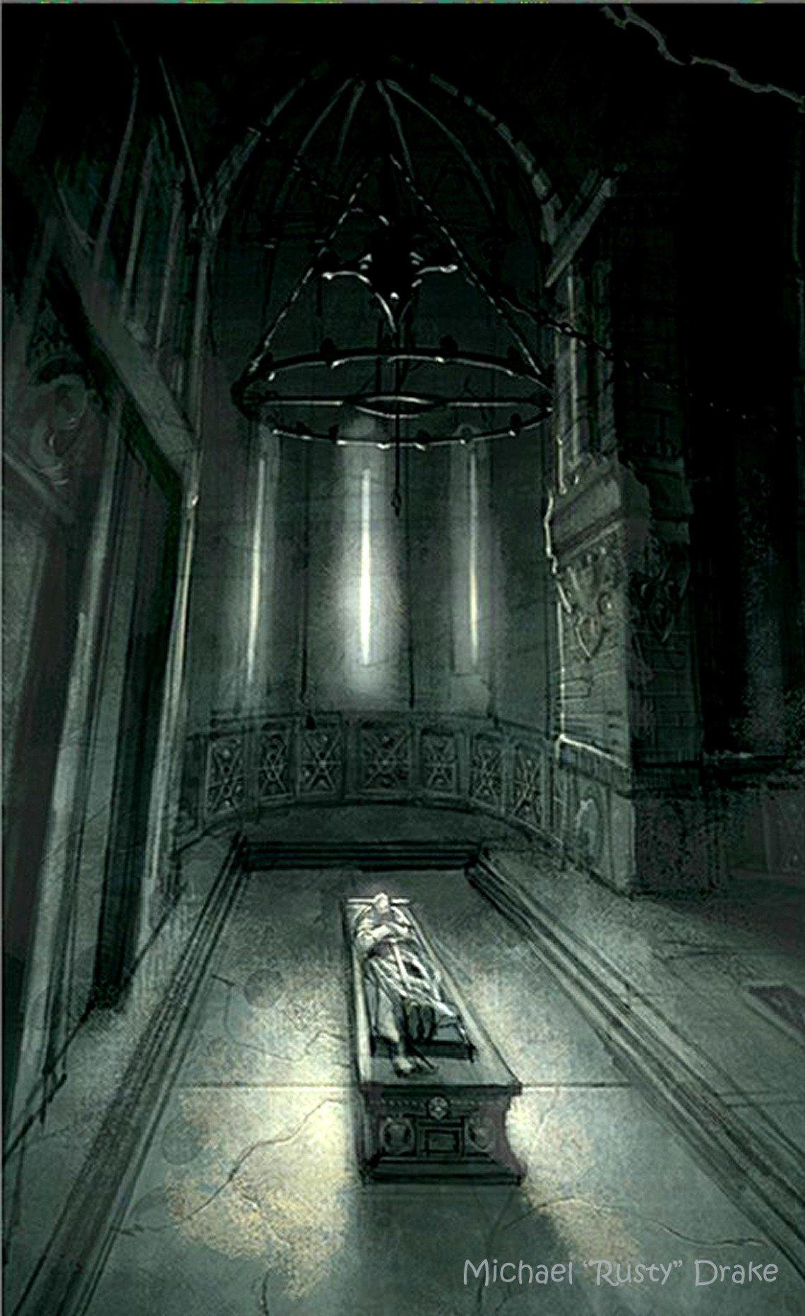 Arthur Final Tomb