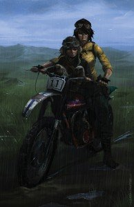 TRAscension_Lara_Izumi_Bike