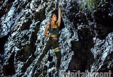Tomb Raider (2018) Alicia Vikander as Lara Croft